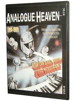 Analogue Heaven DVD