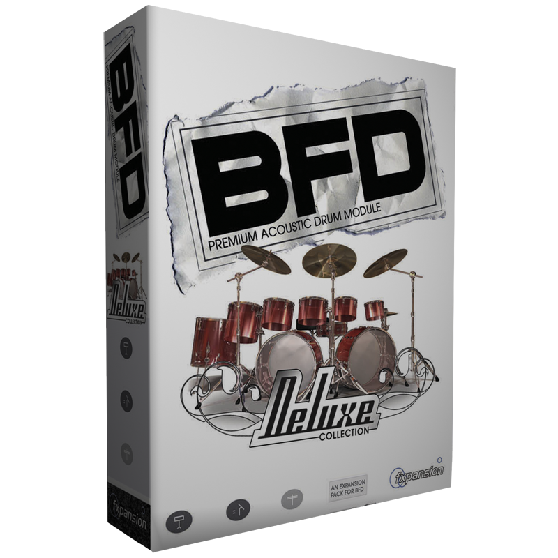 FXPansion Deluxe Collection BFD2 Expansion Pack