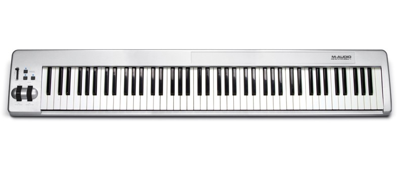 M-Audio Keystation 88es MIDI Keyboard Controller