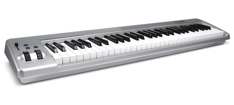 M-Audio Keystation 61es MIDI Keyboard Controller