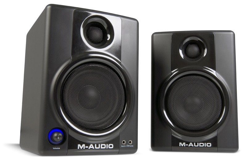 M-Audio Studiophile AV40 Desktop Speaker System (Pair)