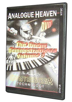 Analogue Heaven The Uncut Demonstrations Vol 2 - Download Only