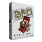 FXPansion Percussion Pack BFD2 Expansion Pack